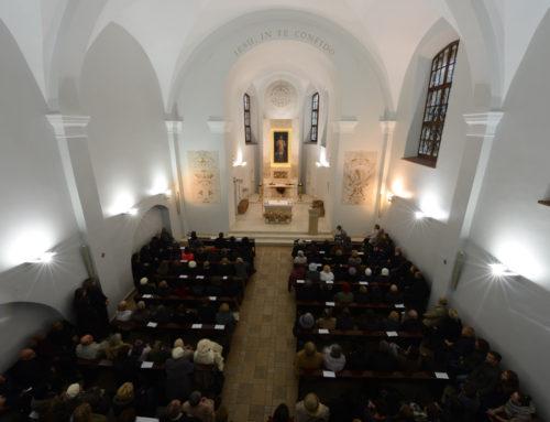 Le vostre intenzioni al cospetto di Gesù Misericordioso a Vilnius