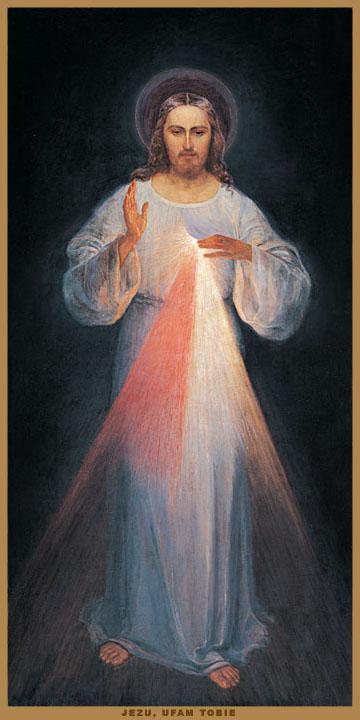 Quadro originale di Gesù Misericordioso - Vilnius
