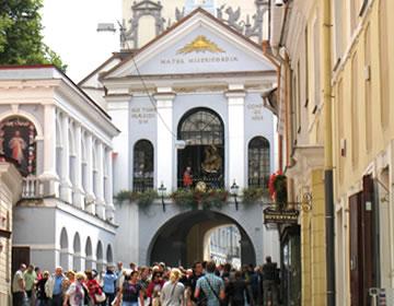 Porta dell'Aurora - Vilnius