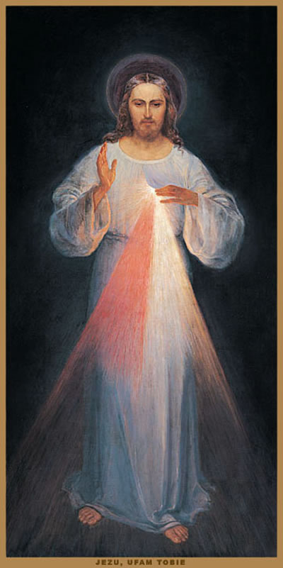 Gesù Misericordioso - Vilnius
