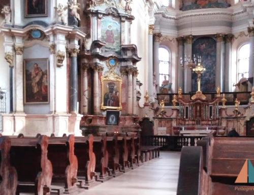 La Lituania ha accolto reliquie di Santa Teresa di Calcutta con una Messa solenne