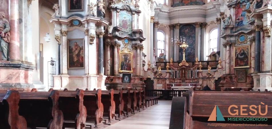 Chiesa di Tutti i Santi a Vilnius