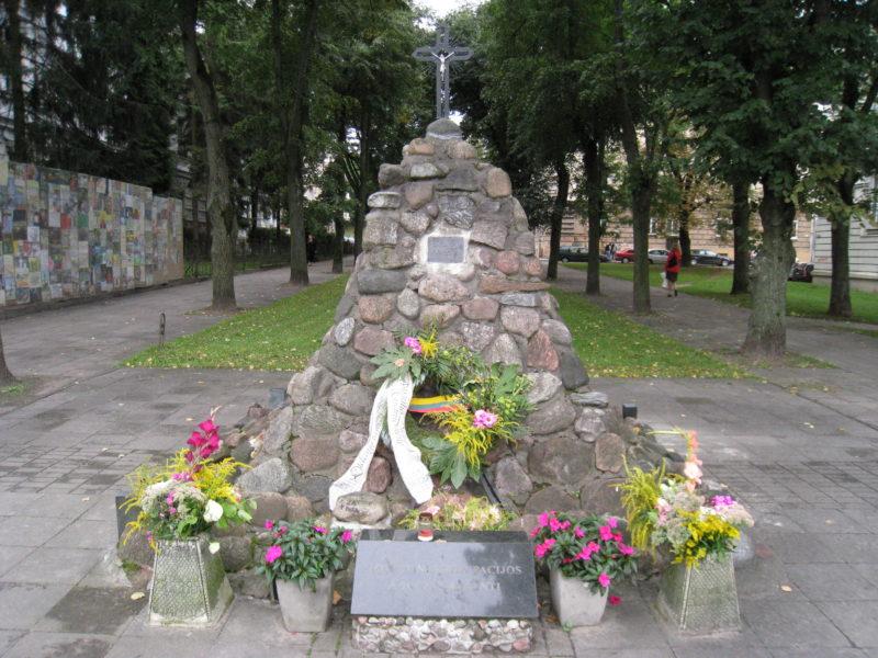 Monumento alle vittime del Genocidio
