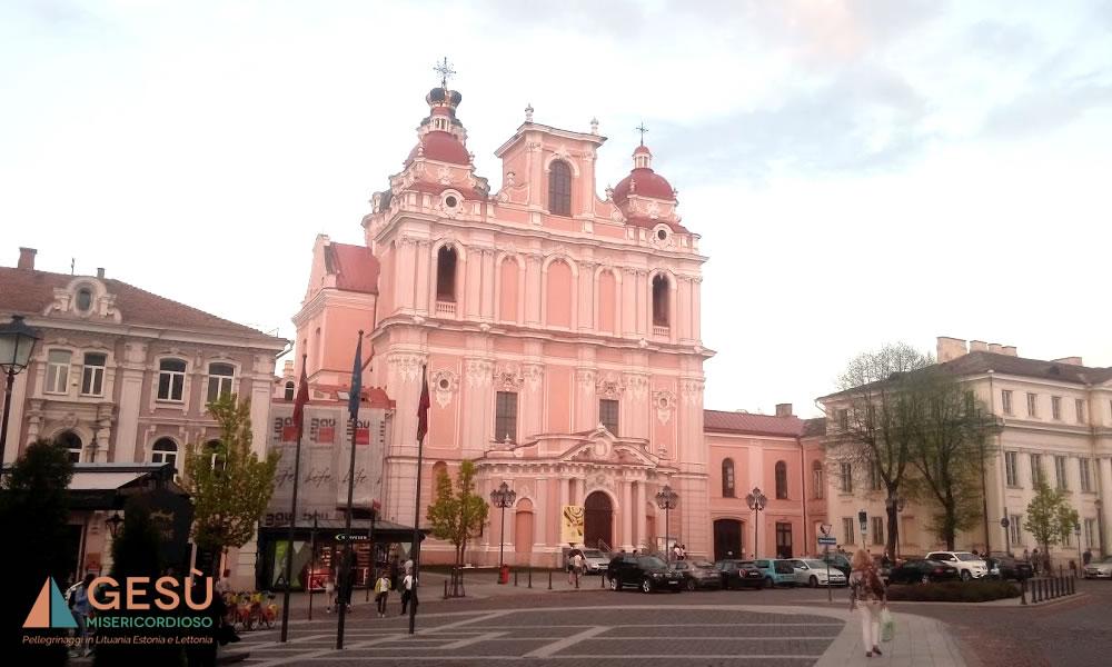 Chiesa di San Casimiro, Vilnius